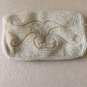 Vintage Debbie beads clutch